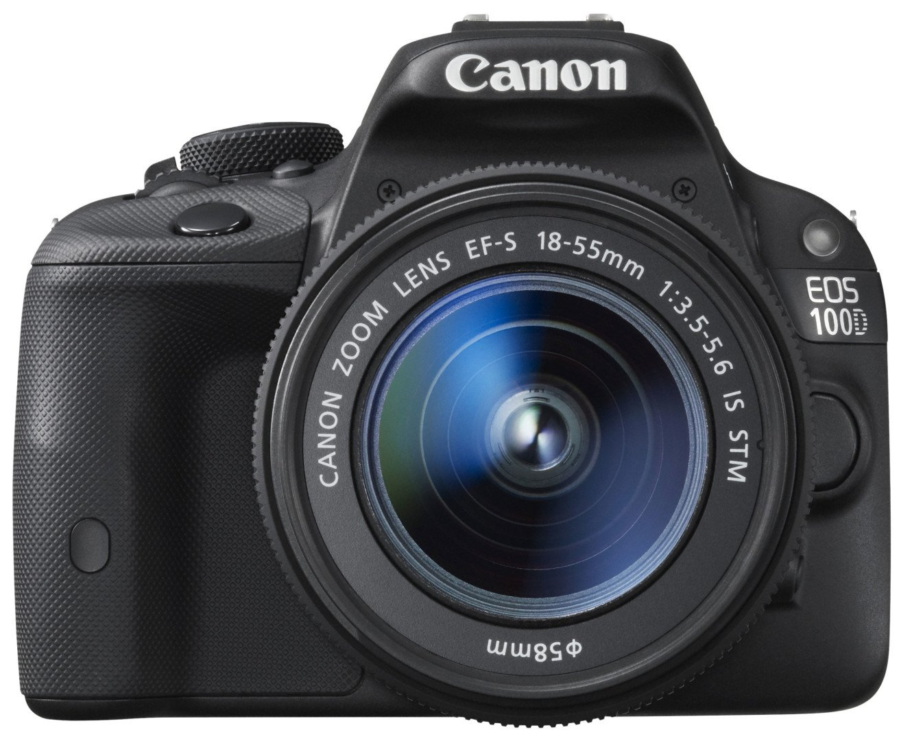 Canon EOS 100D Rebel SL1 front