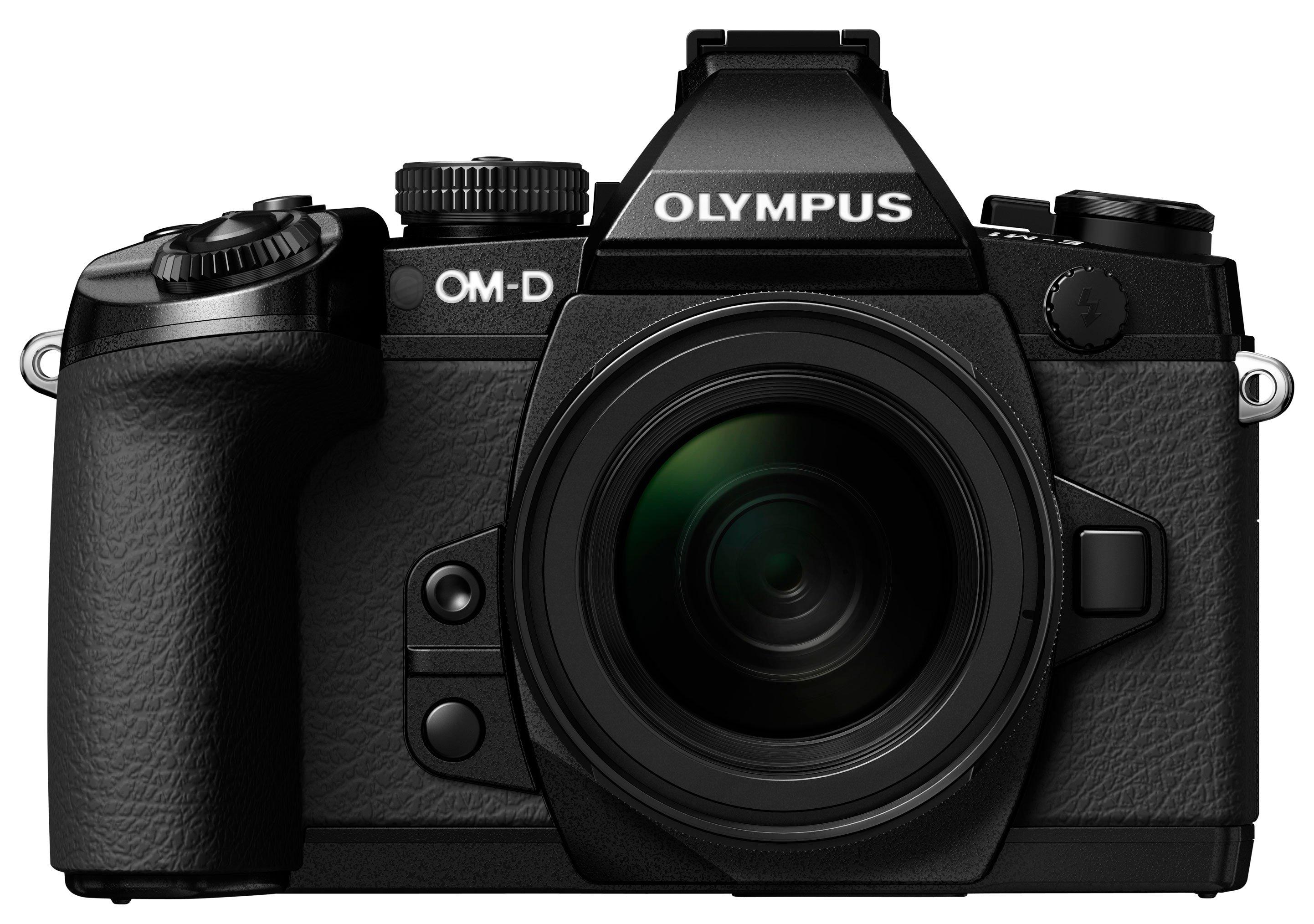 Olympus OMD EM1 front