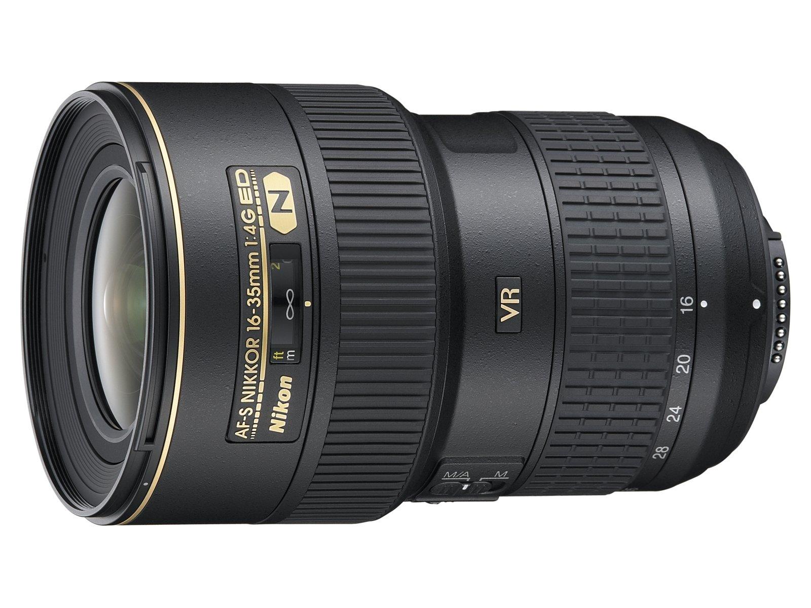Nikon 16 35mm f4G VR review