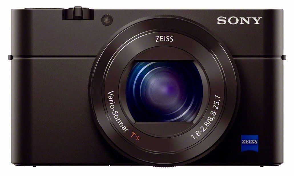 Sony RX100 III front