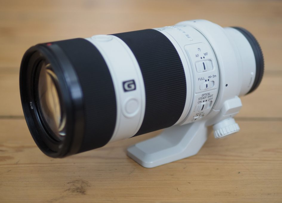 Sony FE 70-200mm featured