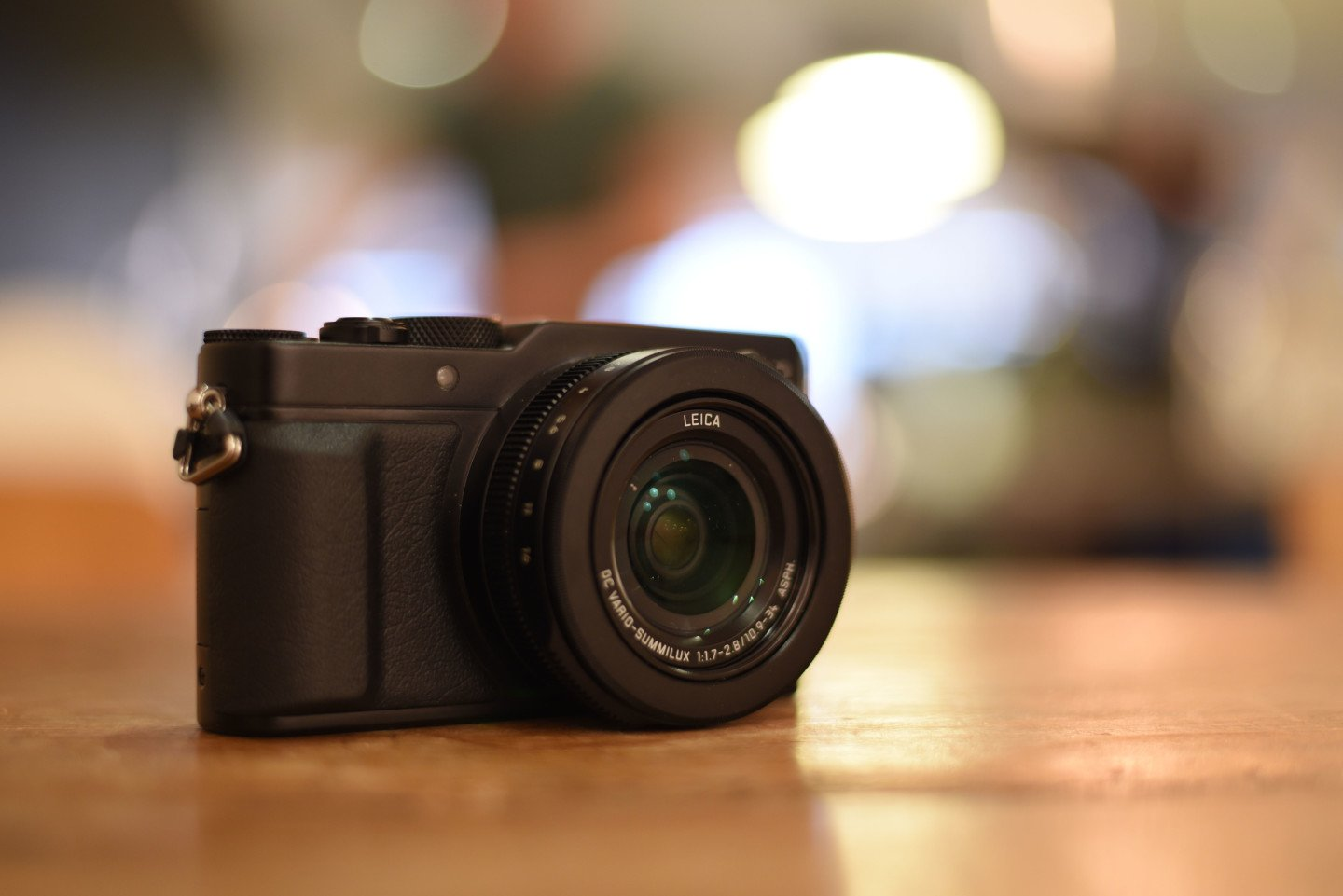 Lumix LX100 featured