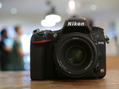 Nikon D750 featured