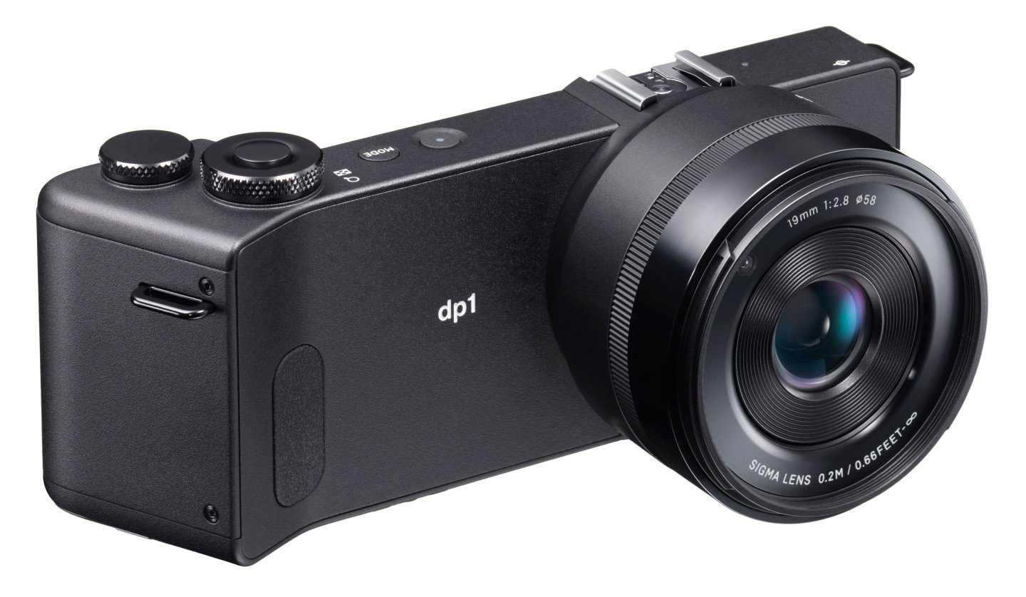 Sigma DP1 front