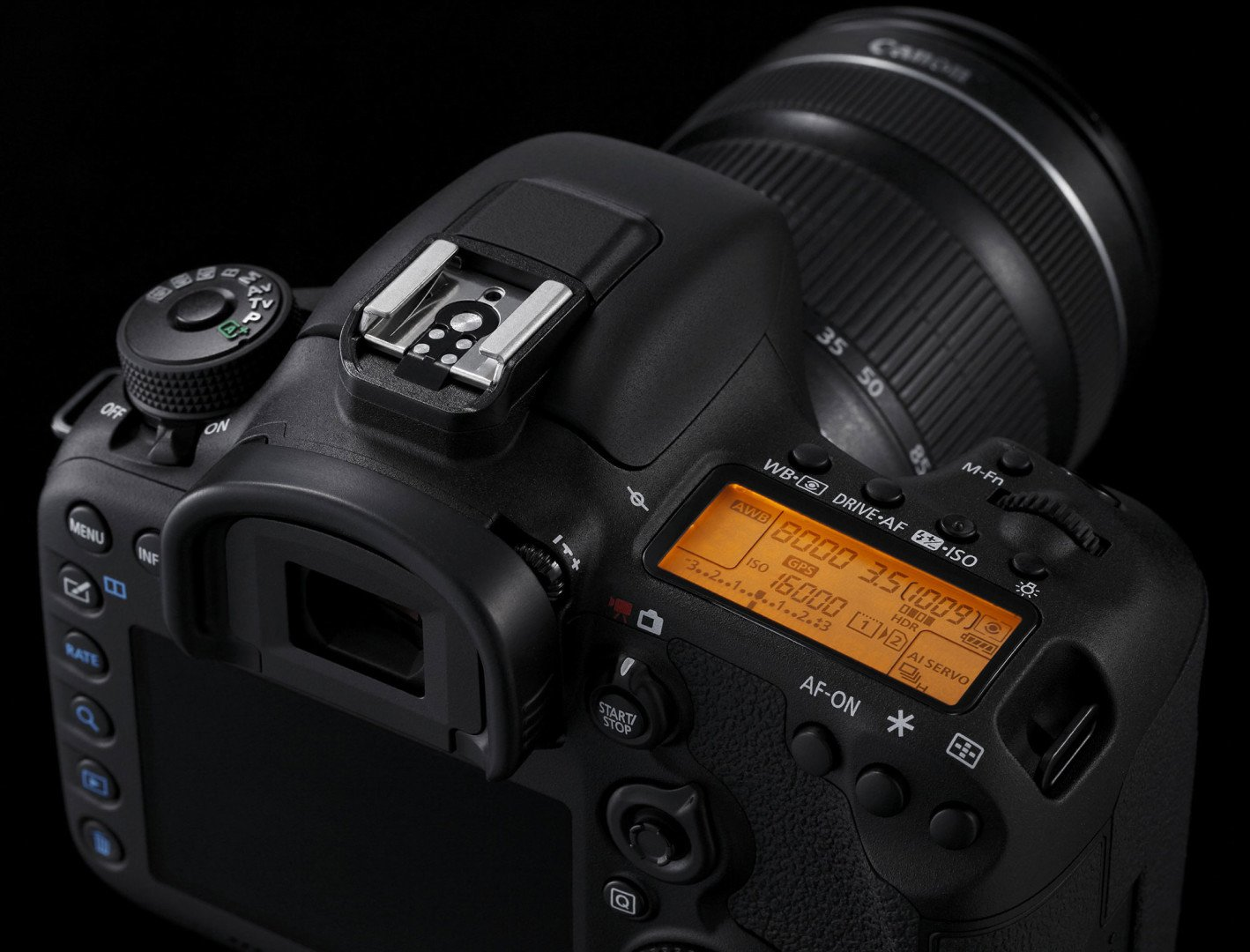 Canon 7DII featured