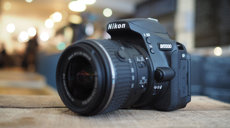 Gabinete Nikon D5500