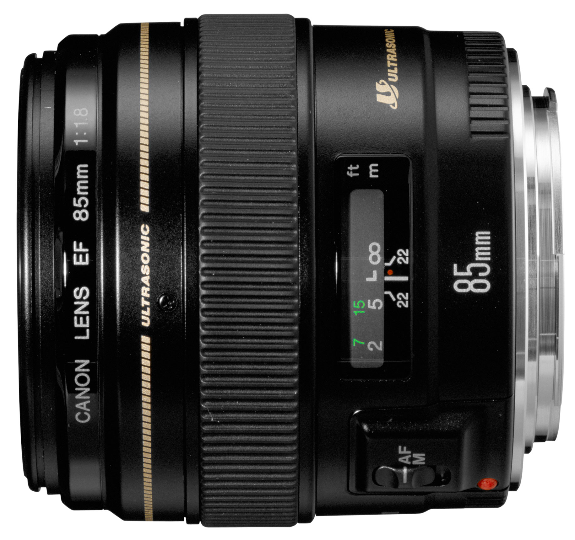Canon EF 85mm f1.8 USM  sc 1 st  Cameralabs & Best Canon Portrait Lenses - | Cameralabs azcodes.com