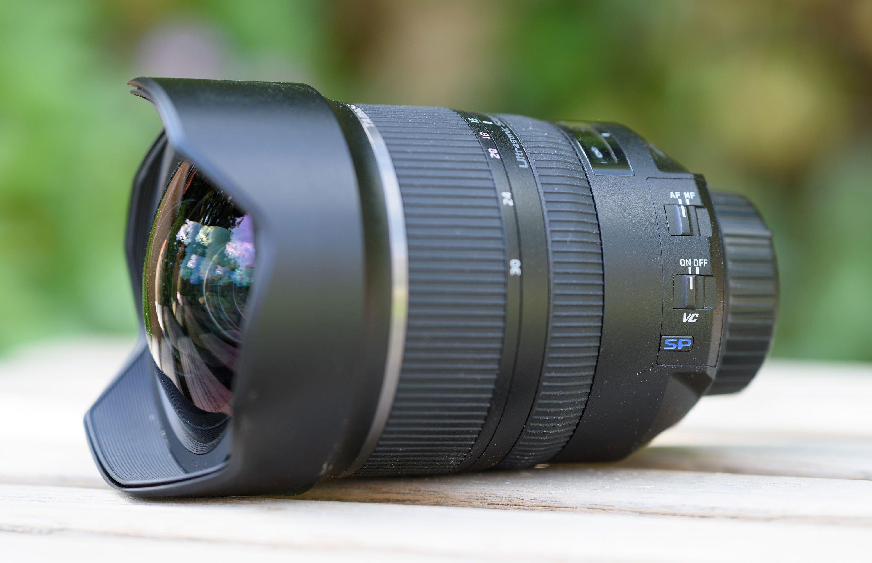 Tamron Sp 15 30mm F28 Vc Review Cameralabs Kaos Camera Kamera Photograph 3