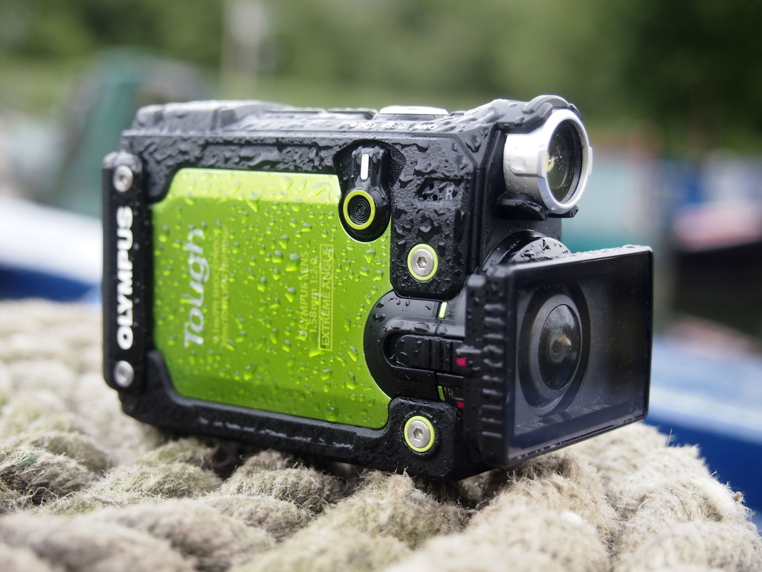 Olympus Tough Tg Tracker Review
