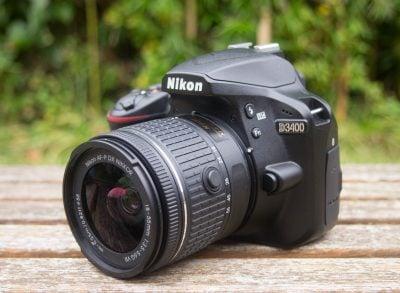 nikon d3400 review | cameralabs