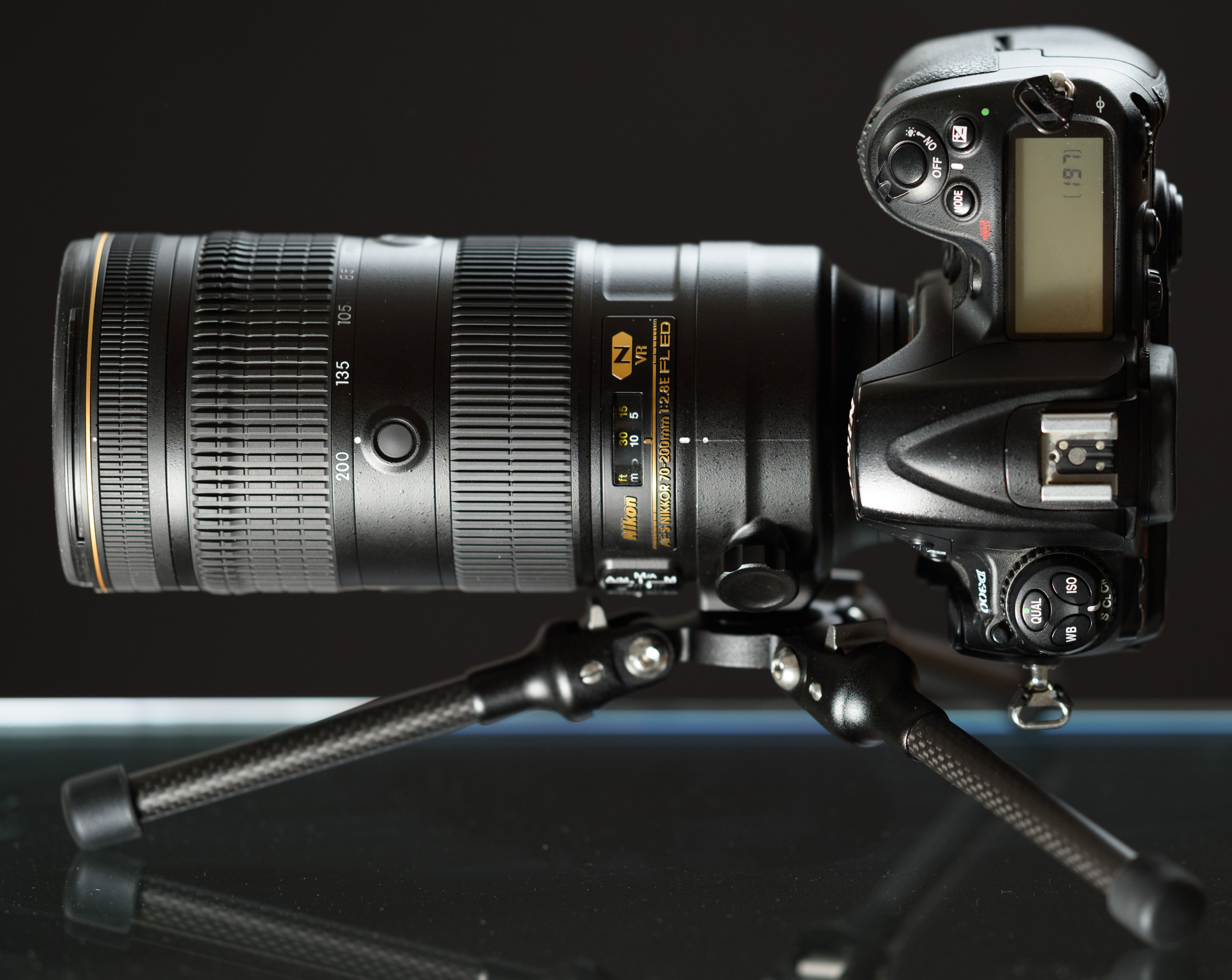 Nikon 70 200mm f2 8E VR review