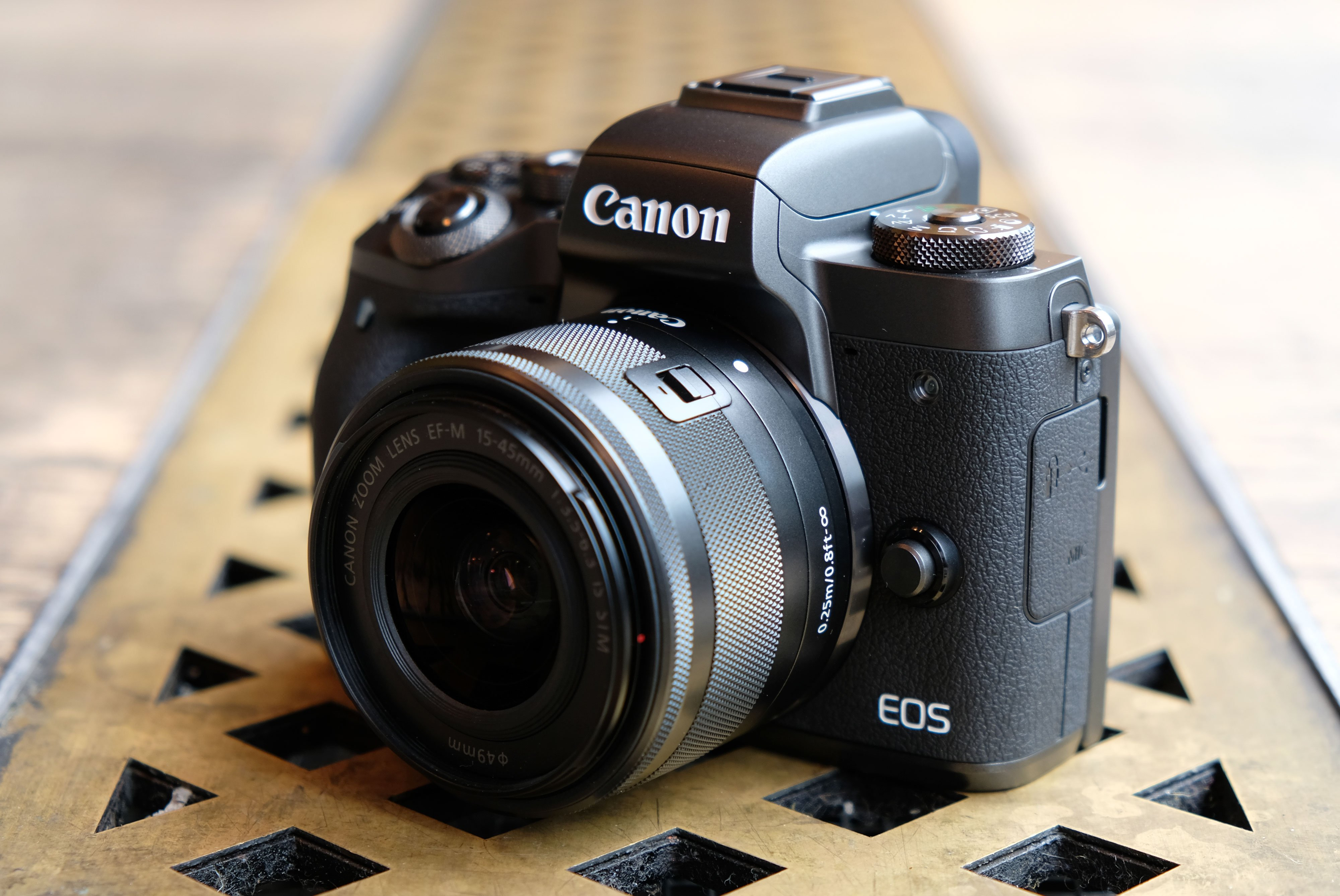 Canon Eos M5 Review Cameralabs
