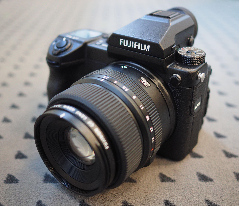 Fujifilm Gfx 50s Preview Cameralabs