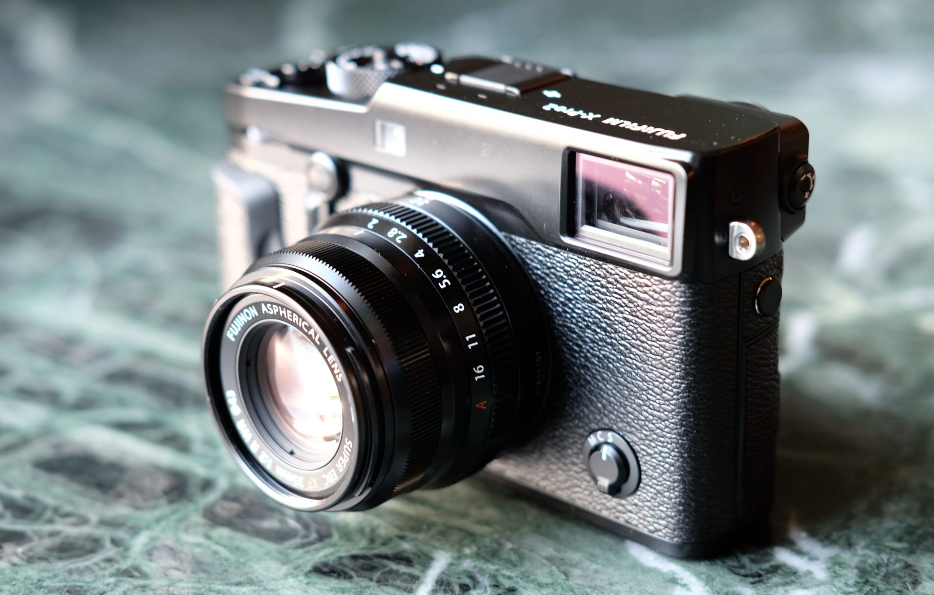 Fujifilm X Pro2 Review Cameralabs