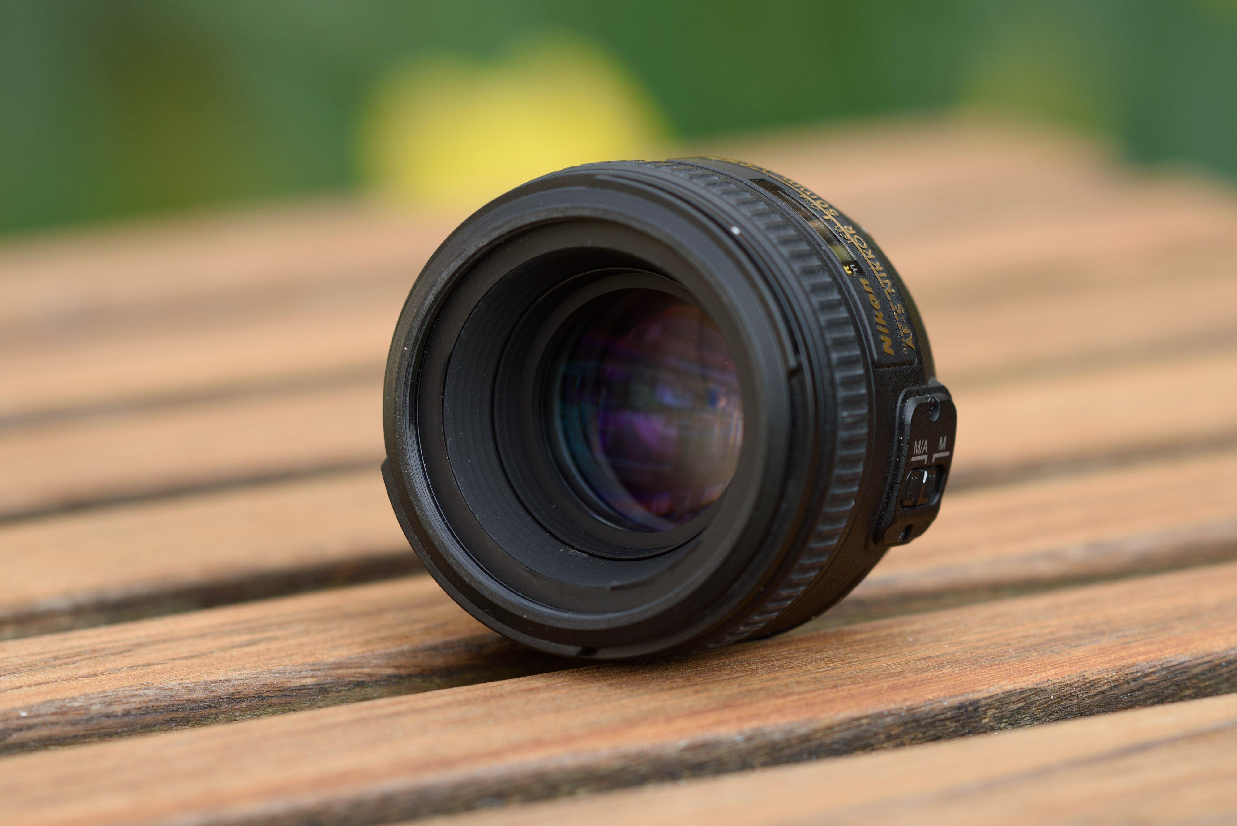 Nikon 50mm f1.4G review