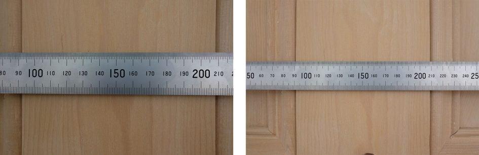 Fujifilm-23mm-f2-vs-f1-4-ruler