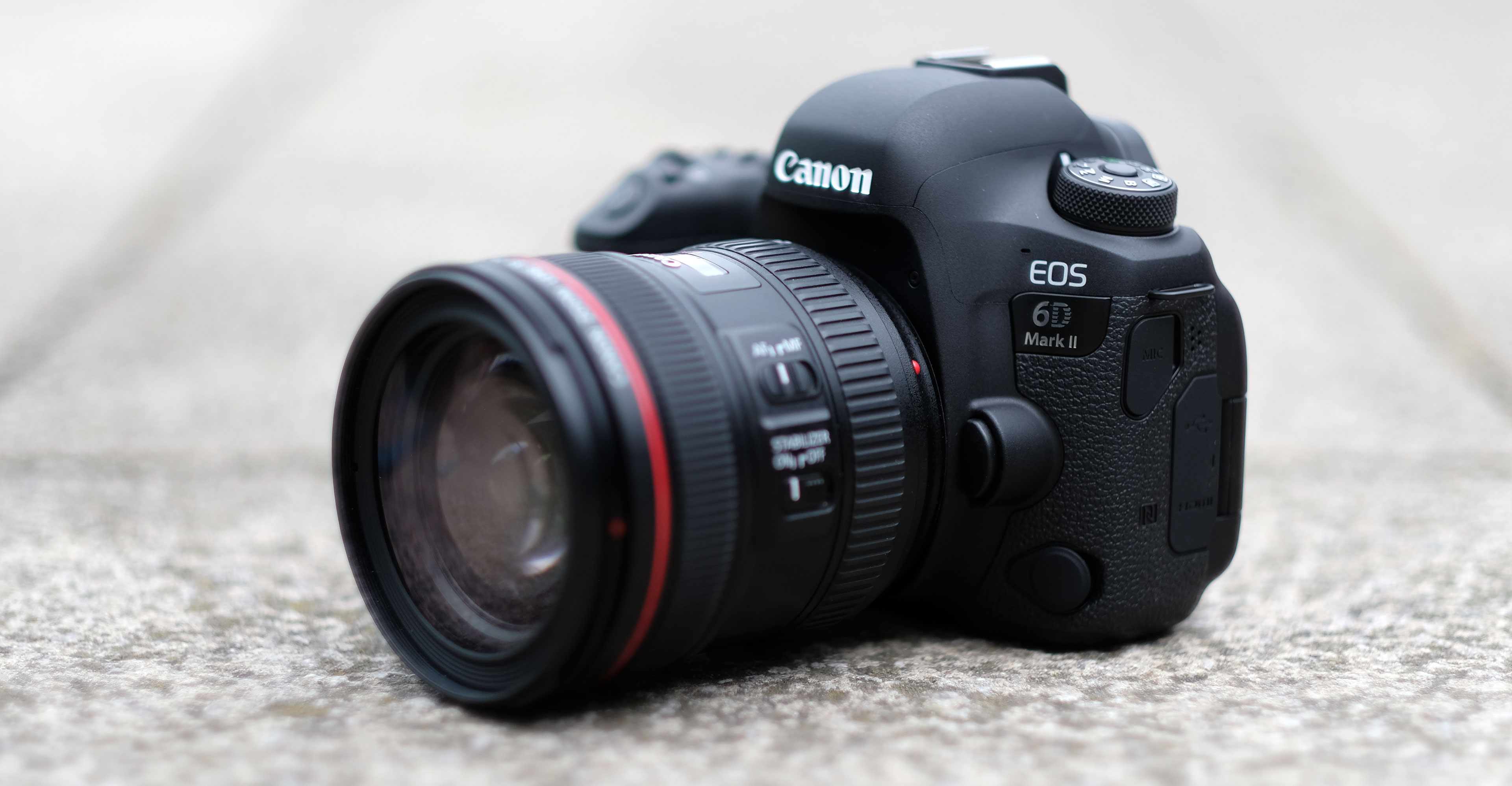canon eos 6d mark ii review cameralabs. Black Bedroom Furniture Sets. Home Design Ideas