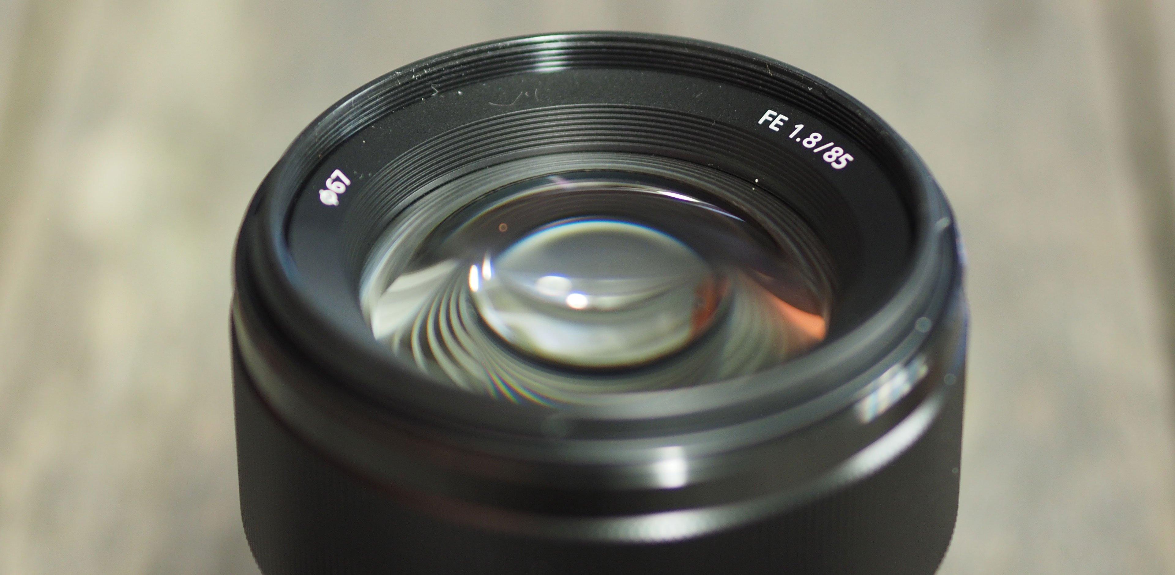 Sony-fe-85mm-f1-8-header