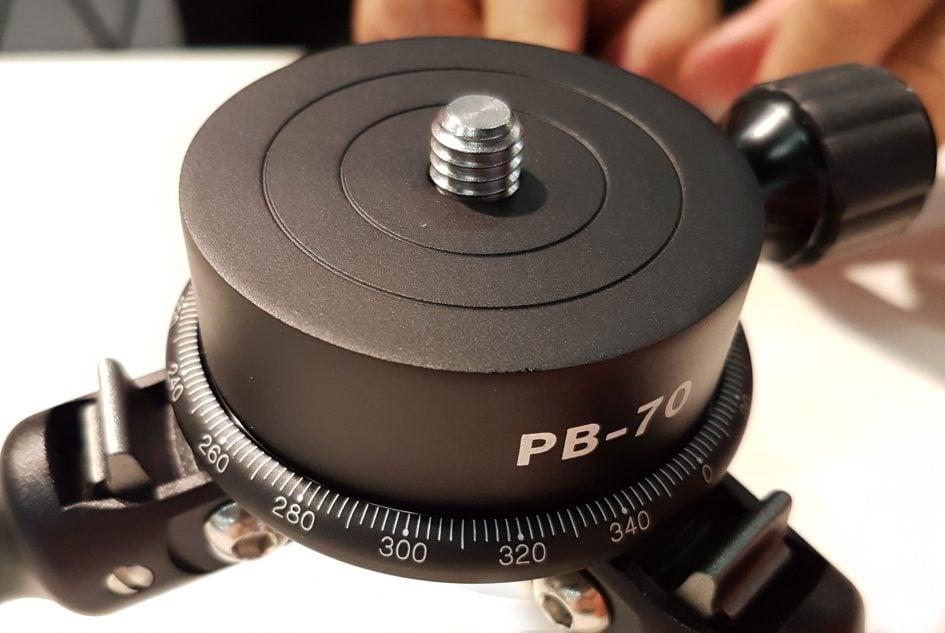 Feisol-TT15-II-pano-head