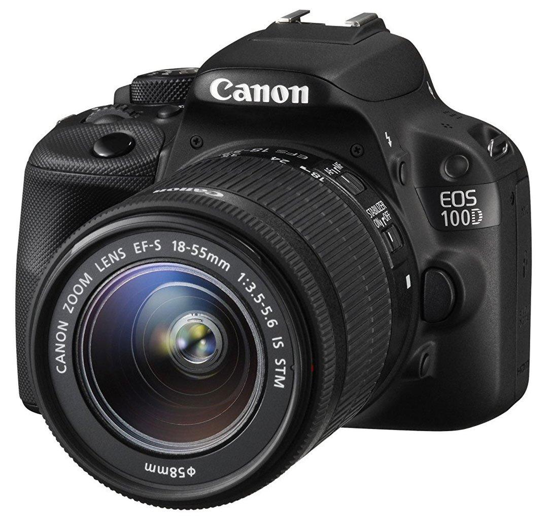 Canon EOS Rebel SL1 / 100D review