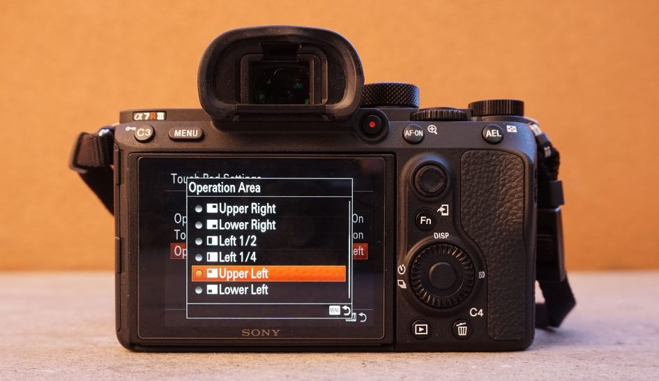 sony-a7r-iii-menus-touchpad-options
