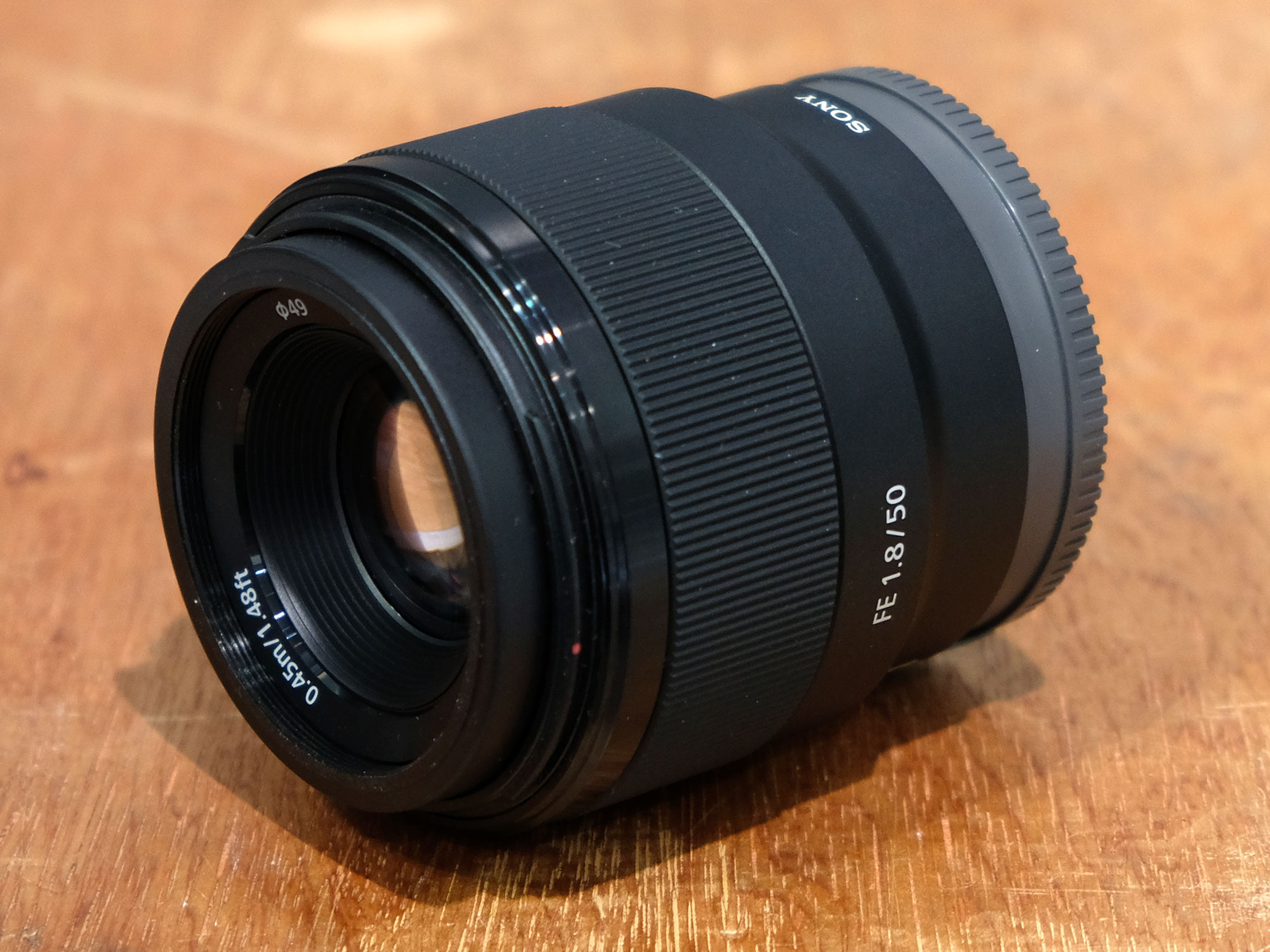 Sony-fe-50mm-f1-8-hero1