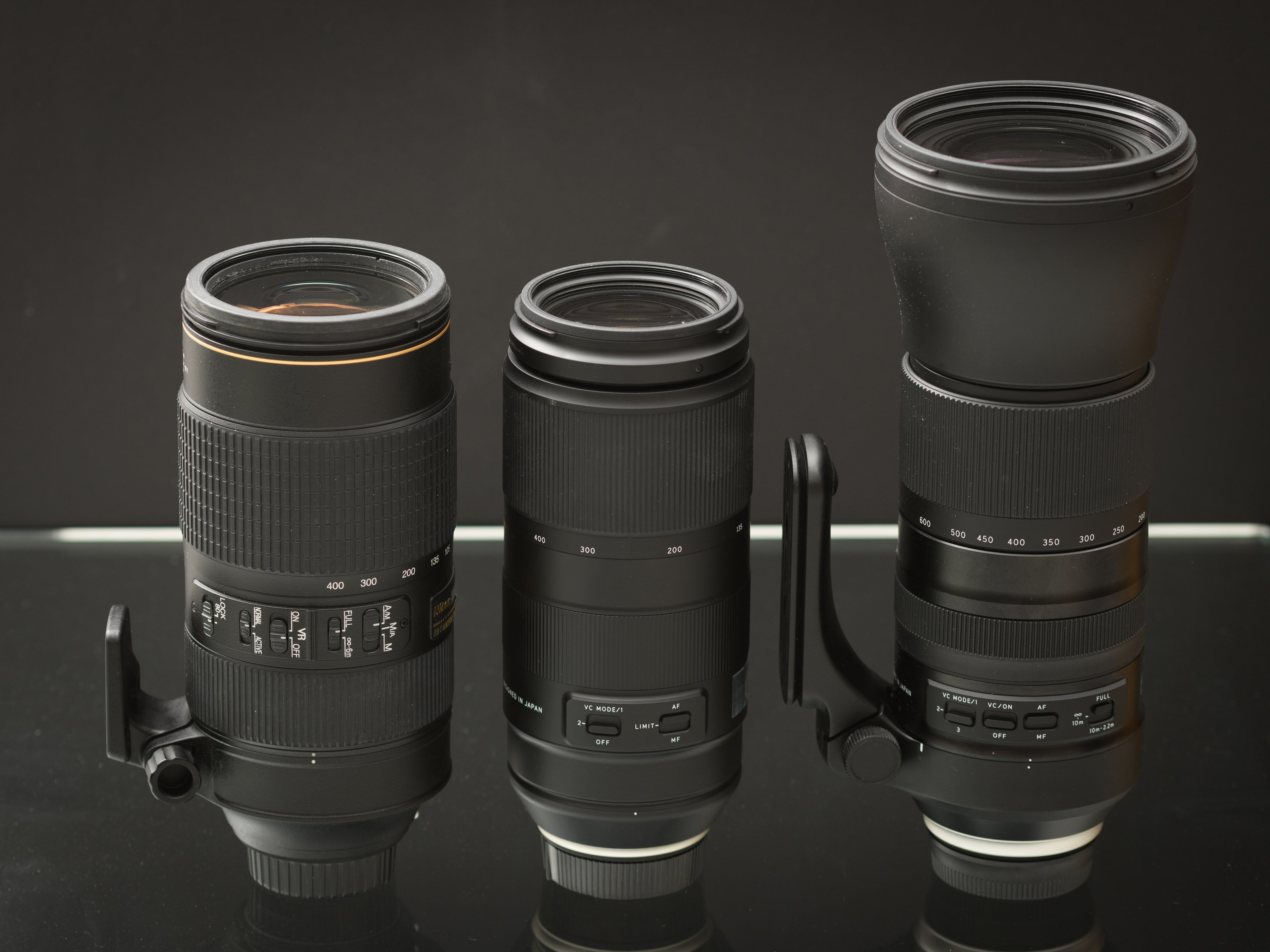 Tamron 100-400mm VC review - | Cameralabs