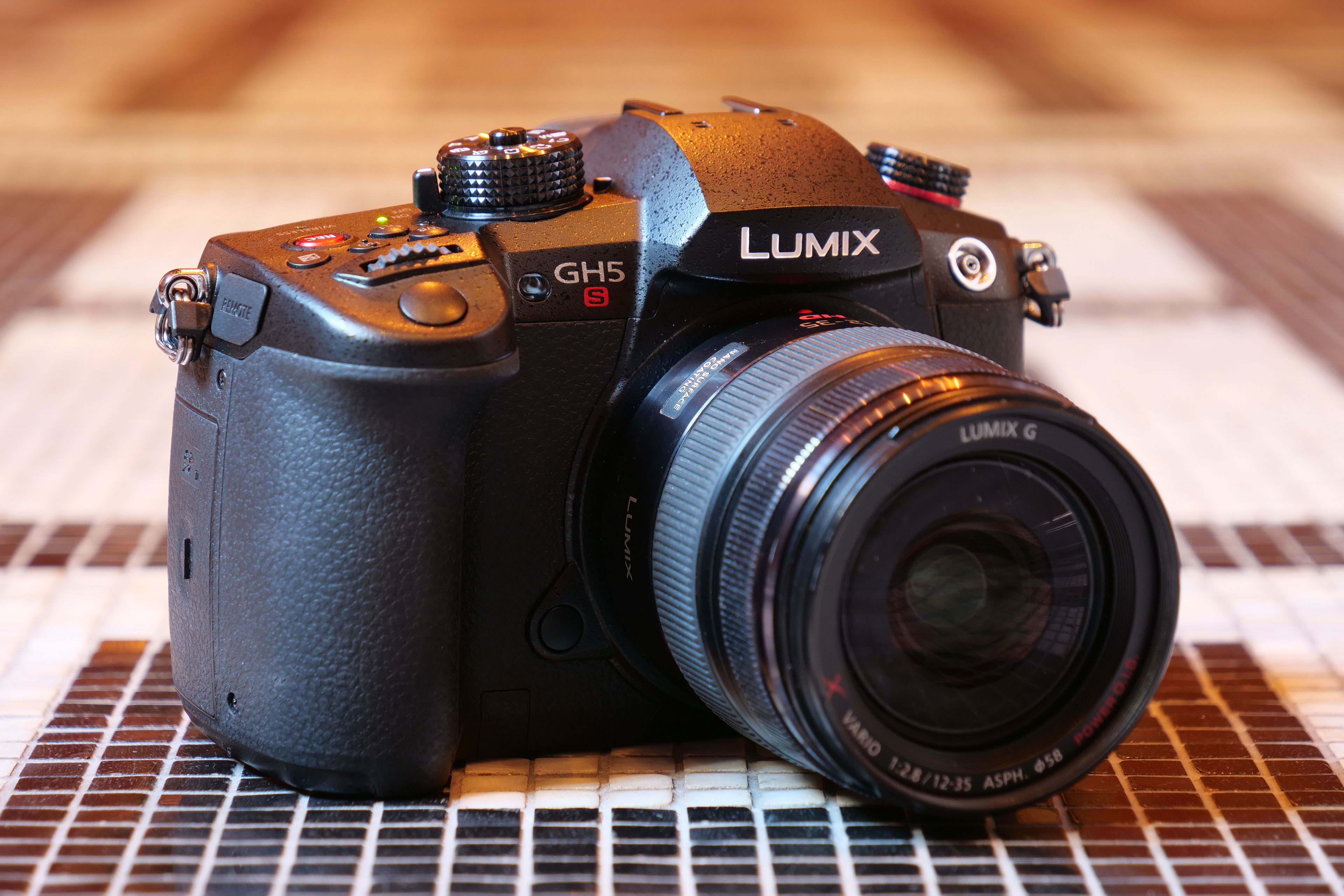 Panasonic Lumix GH5S review so far - | Cameralabs