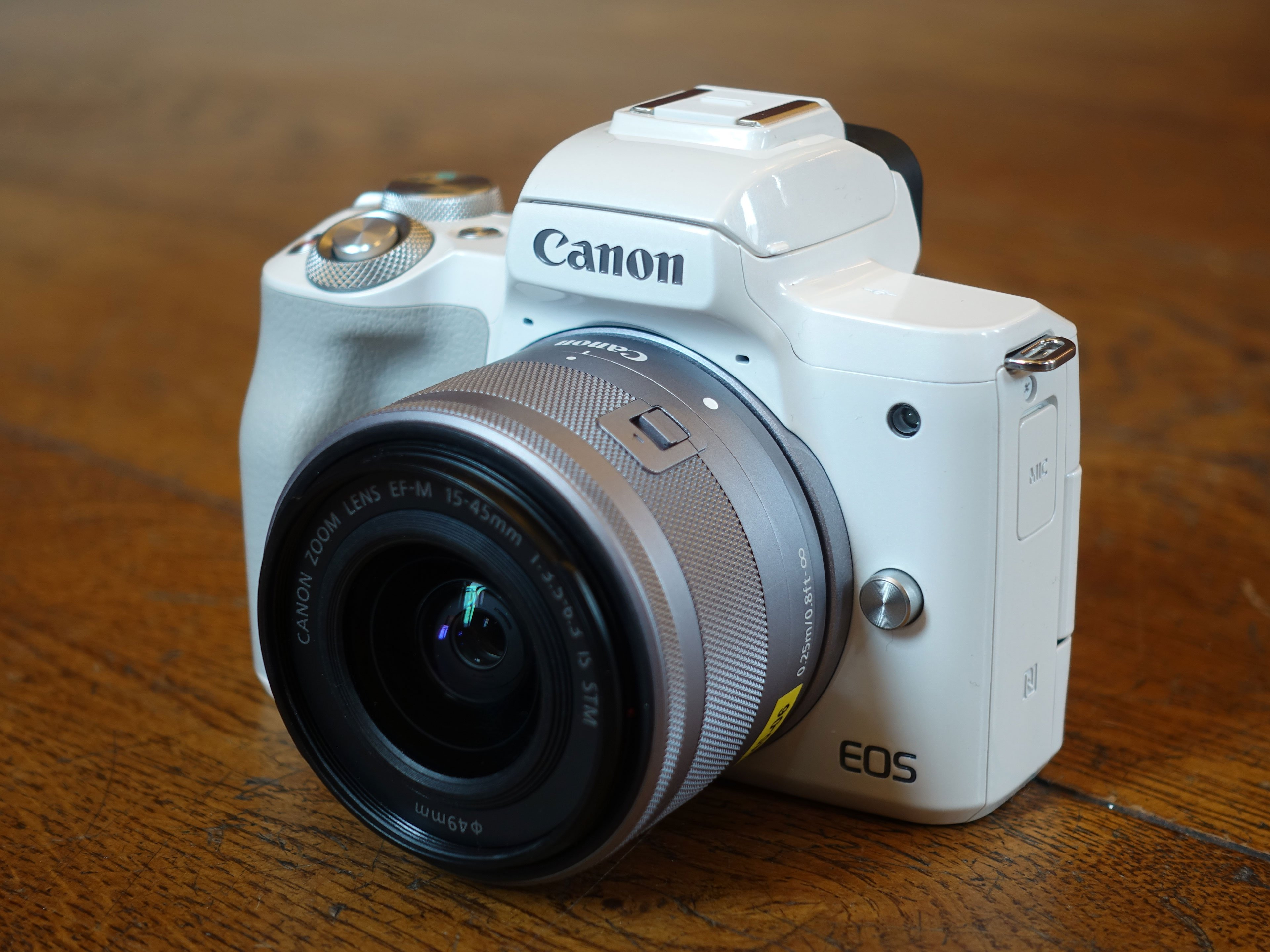 Canon EOS M50 review - | Cameralabs