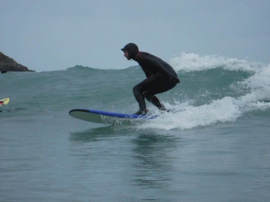 Fujifilm XP130 surfing