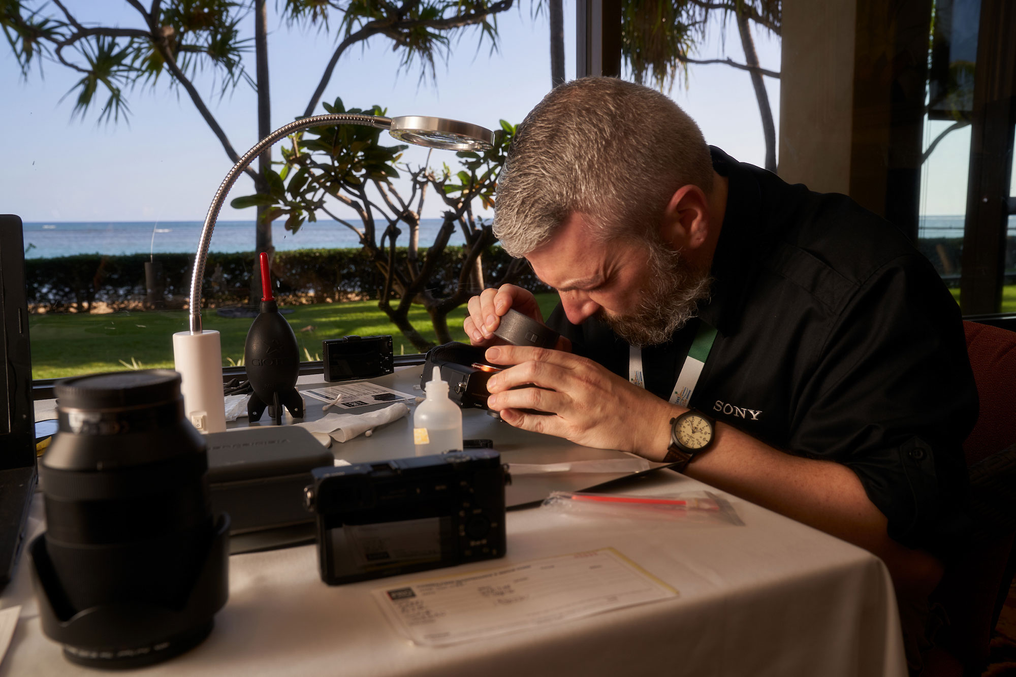 sony-open-hawaii-2018-technician