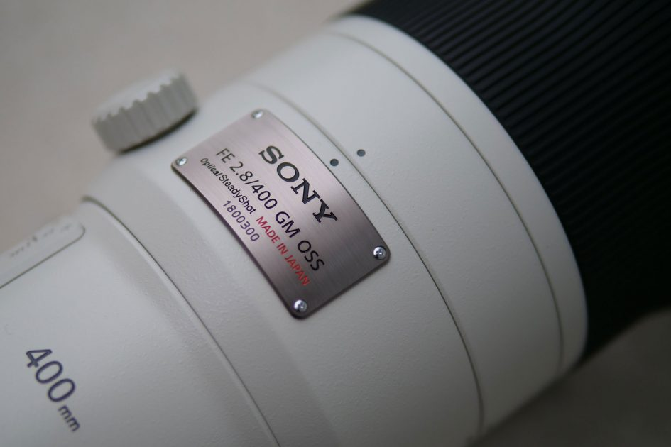 sony-fe-400mm-f2-8-label