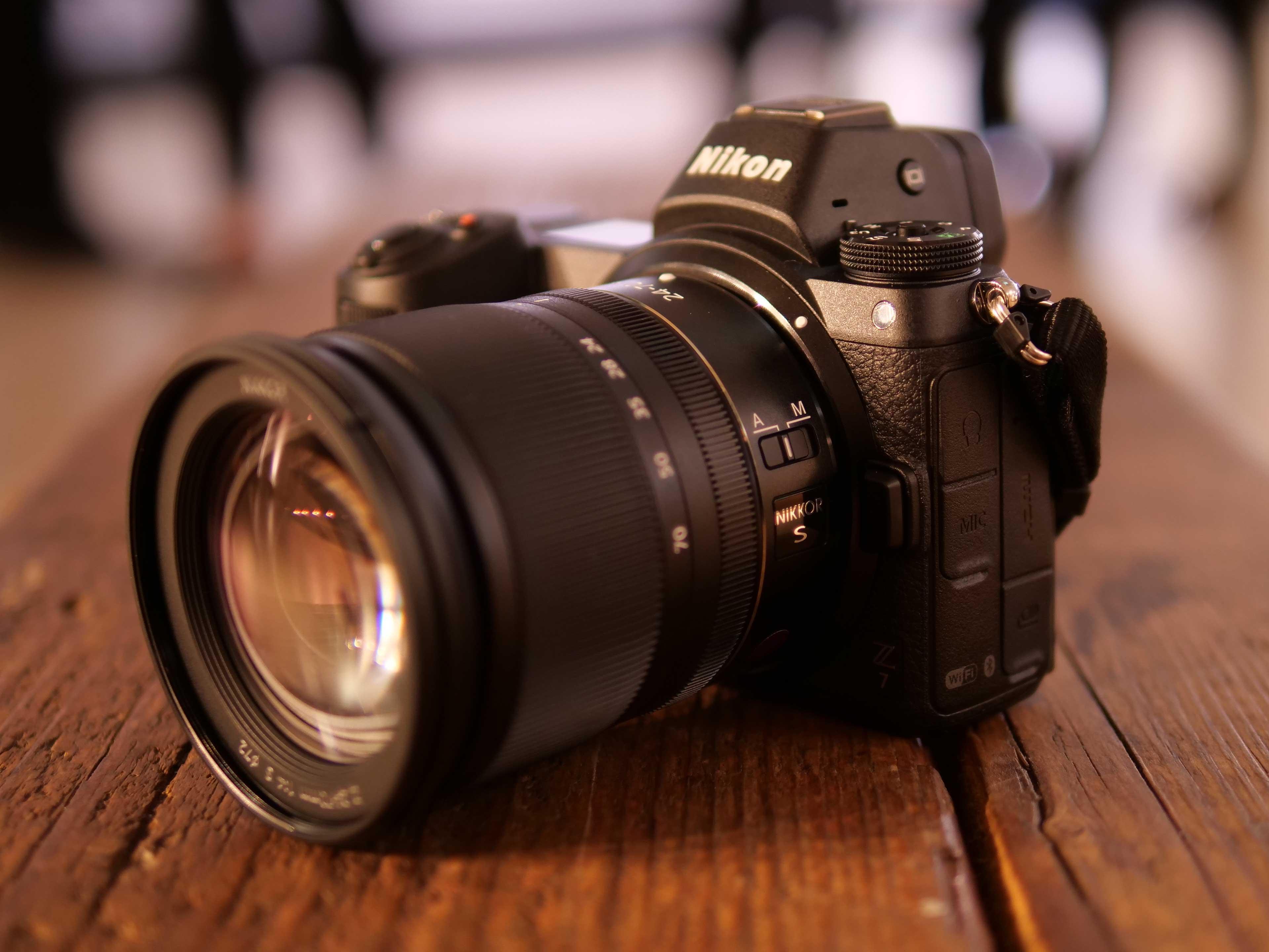 Nikon Z6 Review So Far Cameralabs