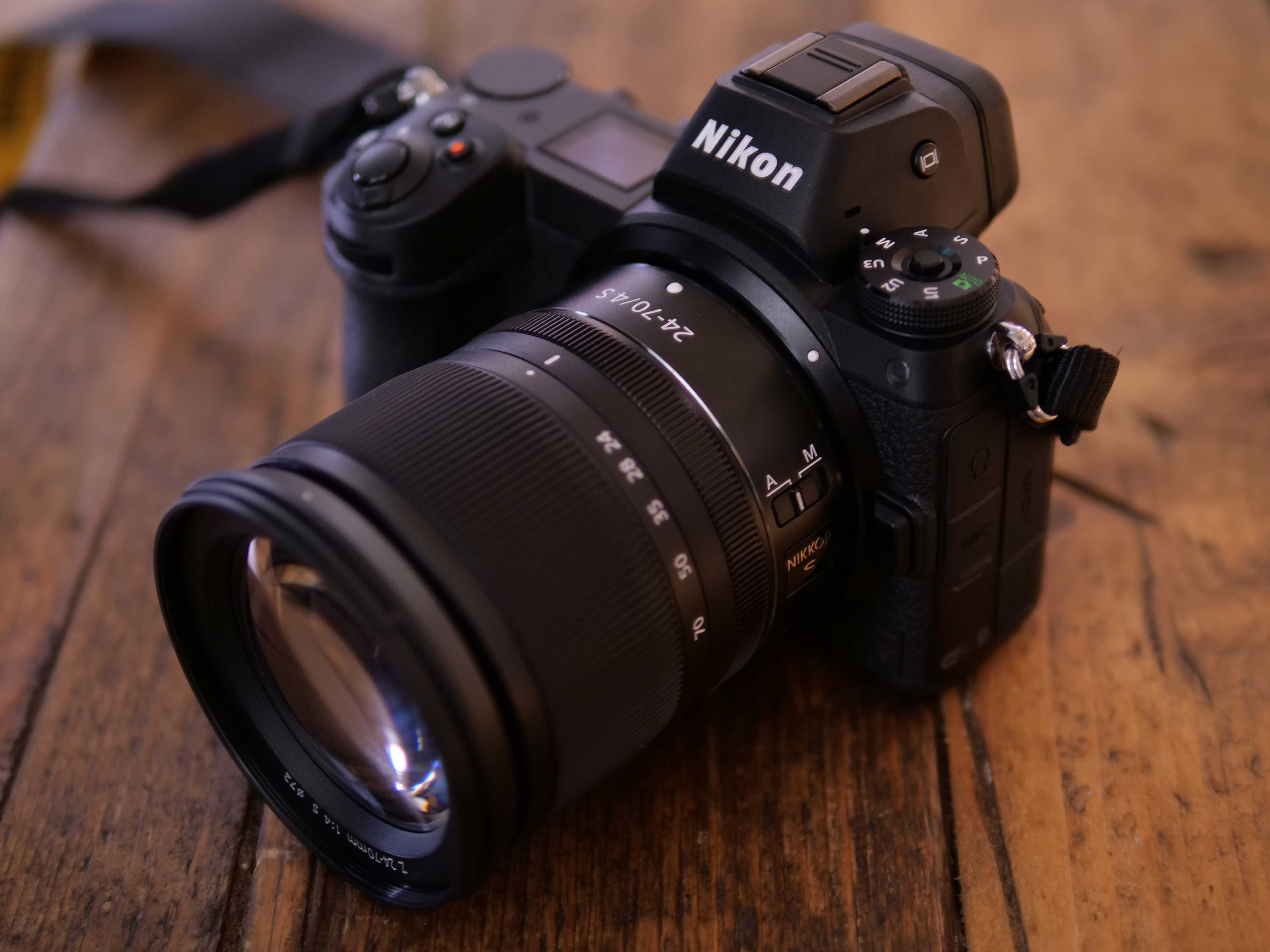 Nikon Z7 Review So Far Cameralabs