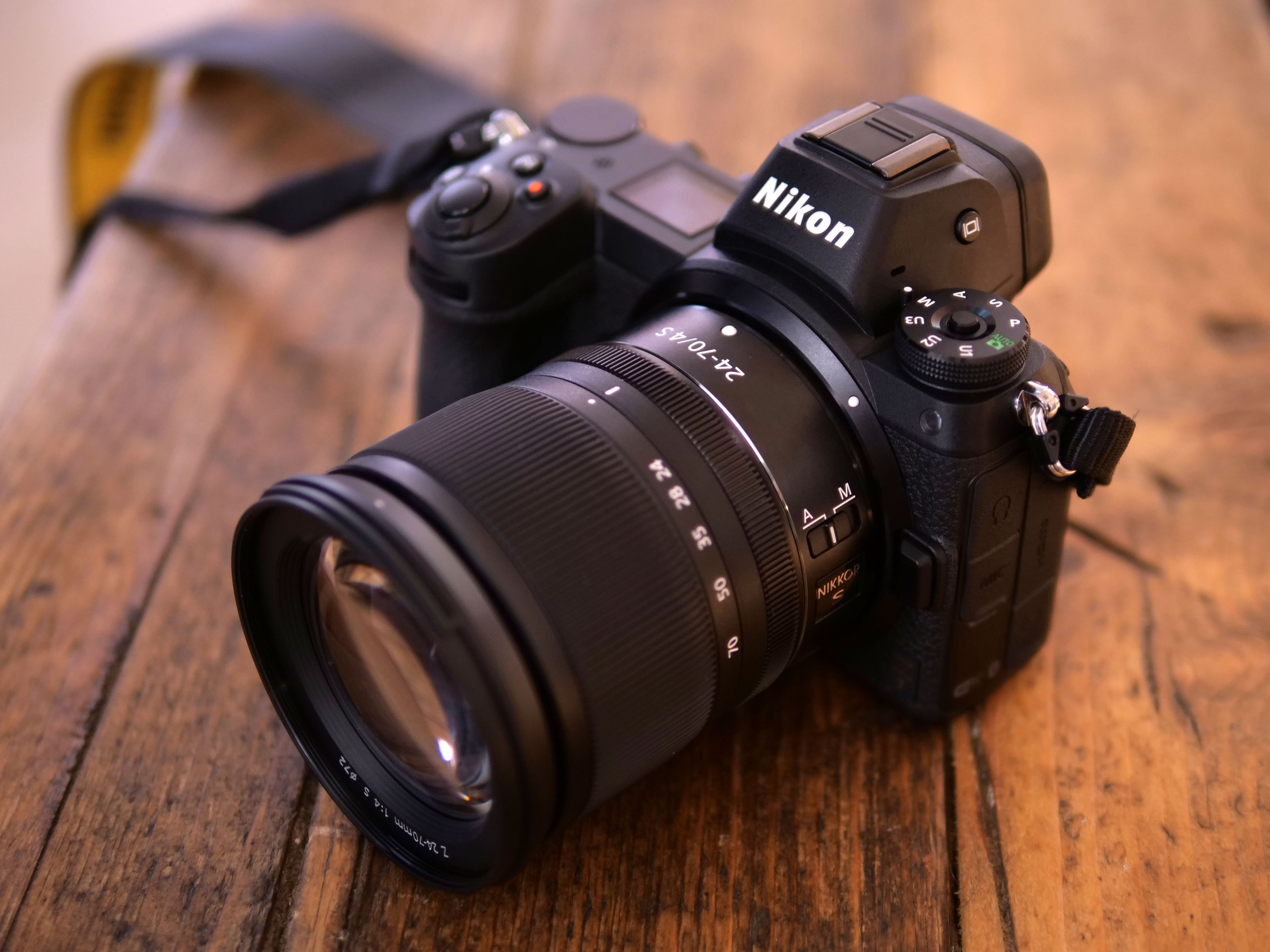 Hands On With Nikon Z