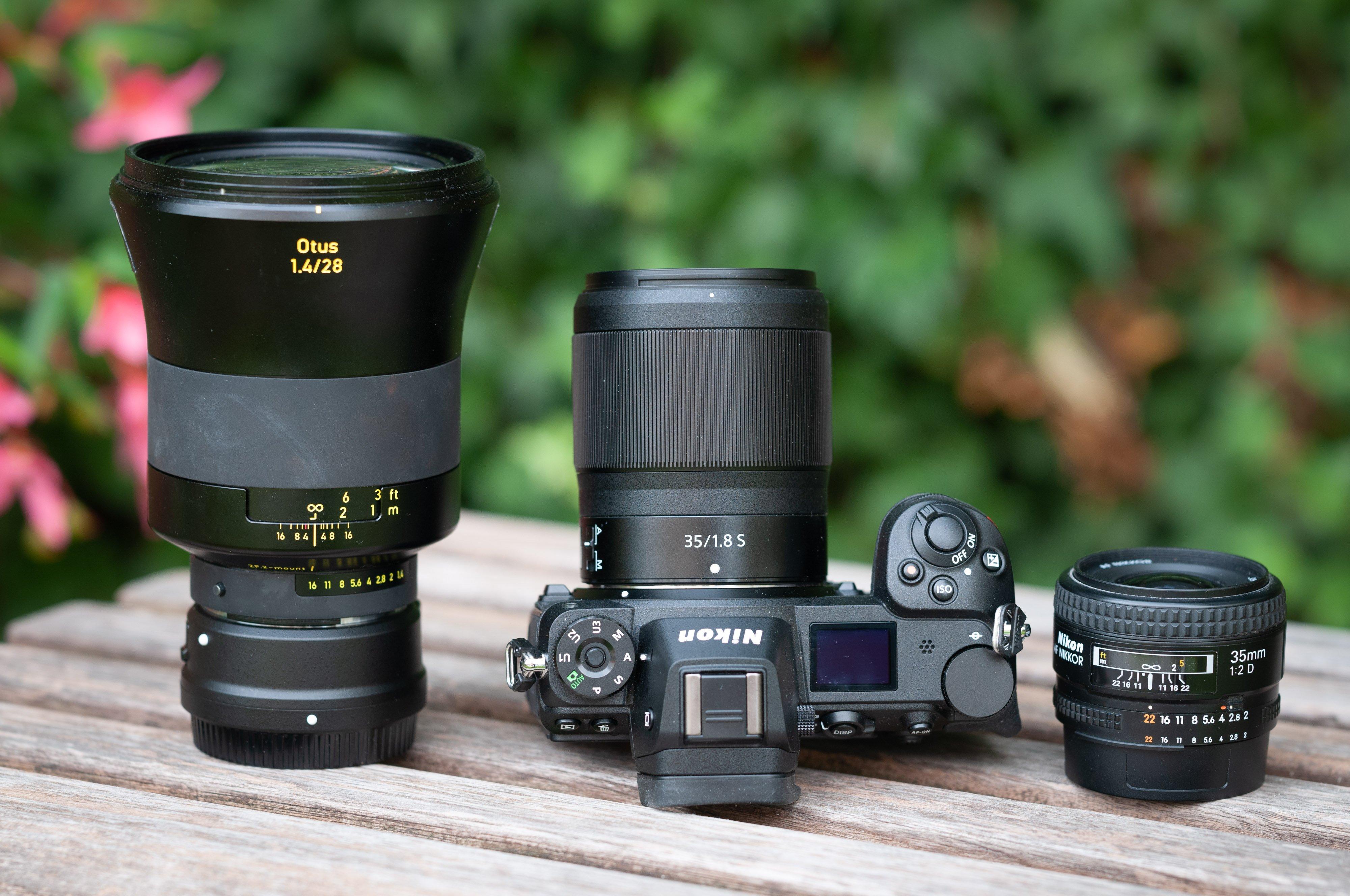 Nikon Z 35mm f1.8S review - | Cameralabs