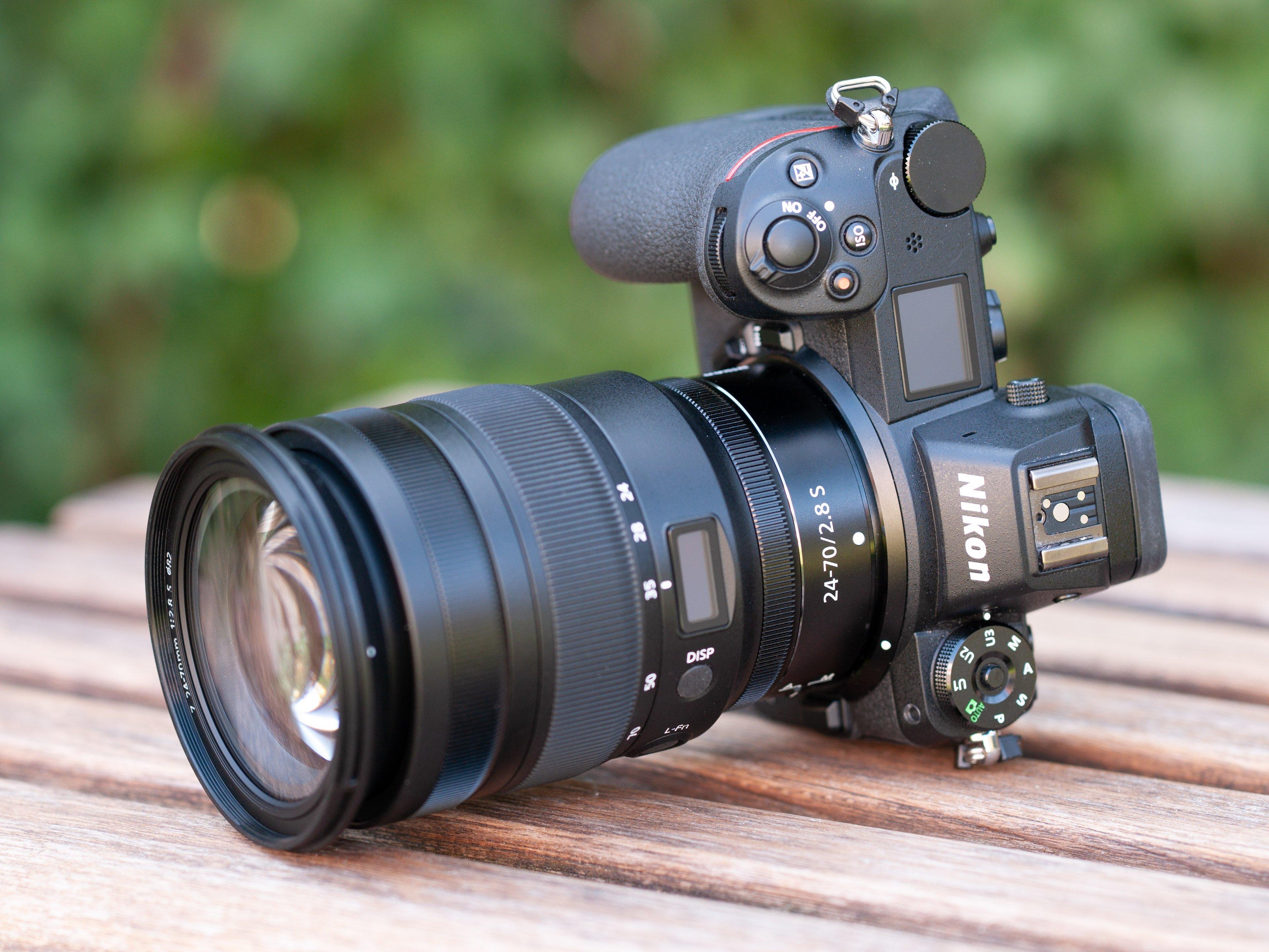 Nikon Z 24-70mm f2 8 S review - | Cameralabs