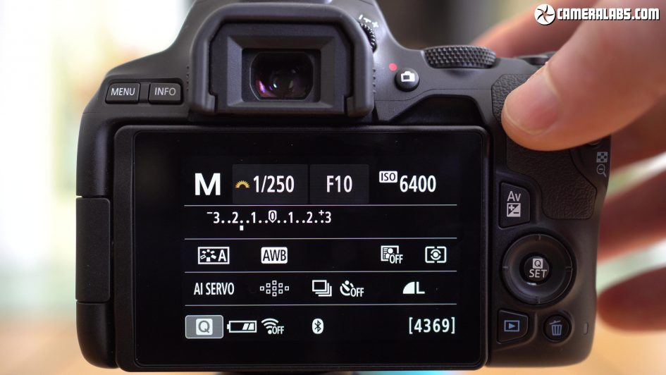 canon-eos-250d-review-rear-controls