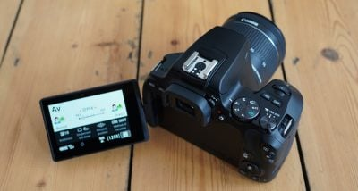 Canon EOS 250D Rebel SL3 review - | Cameralabs