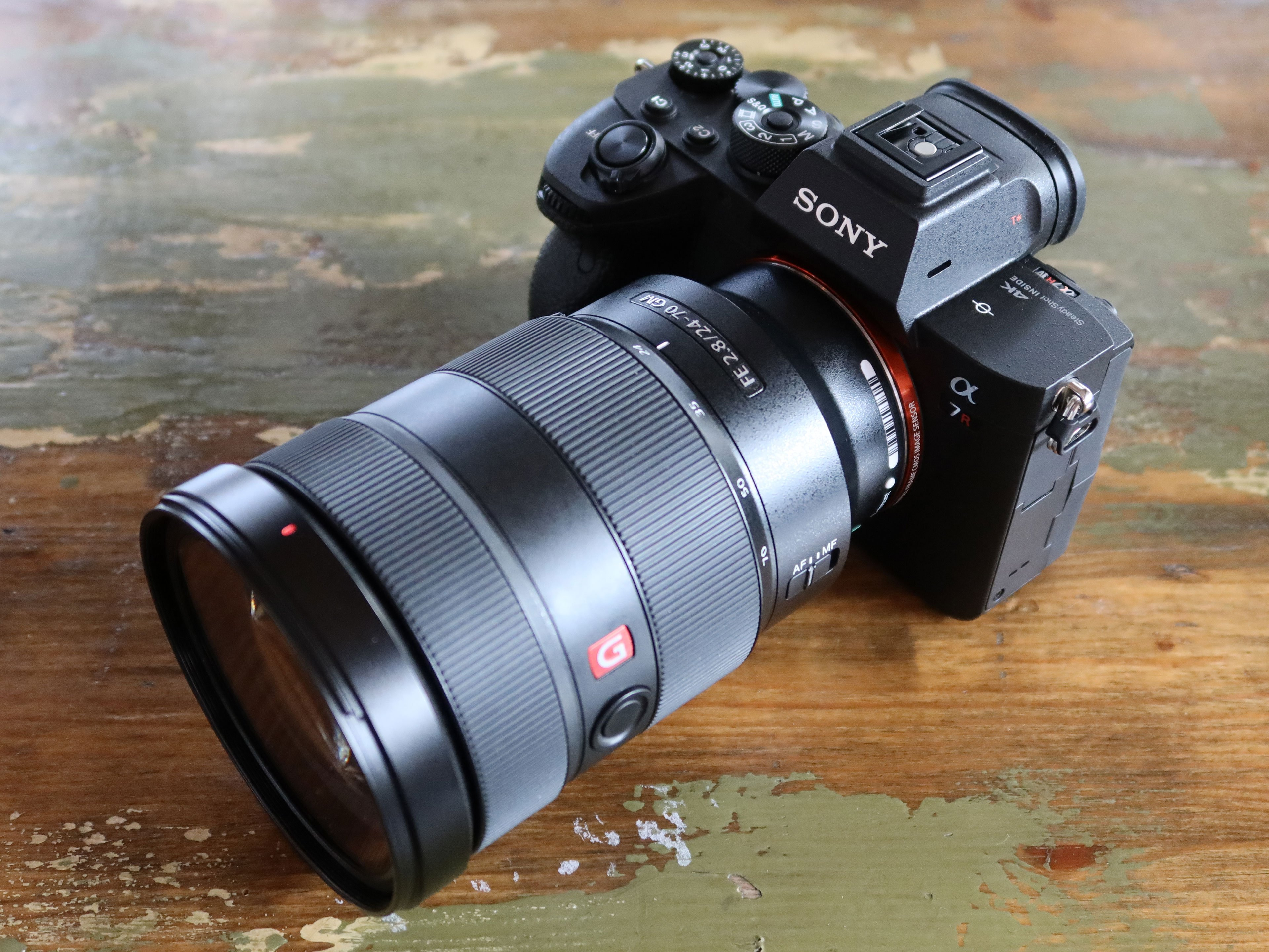 Sony A7r IV review - | Cameralabs