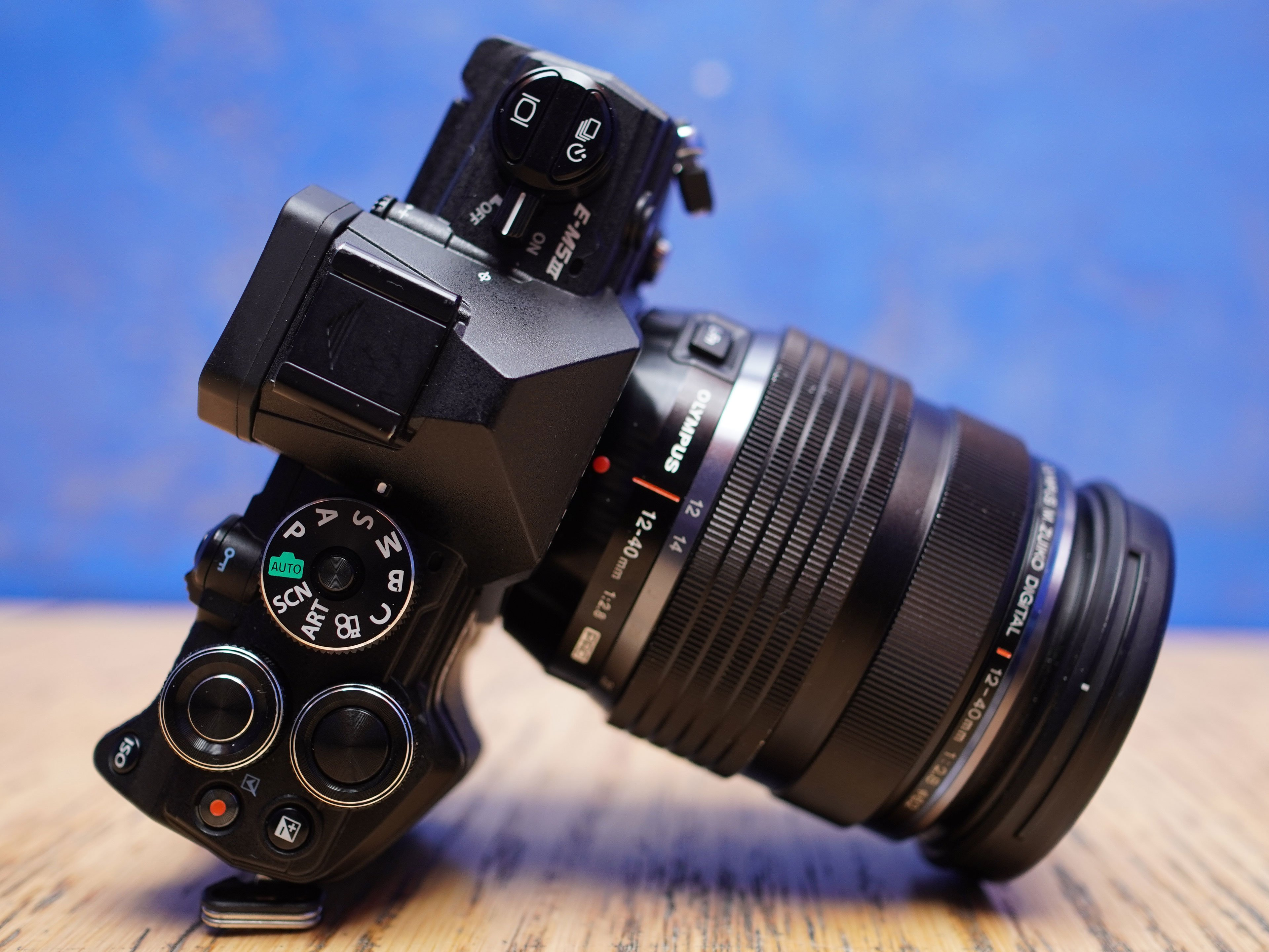 Olympus OMD EM5 III review so far - Cameralabs