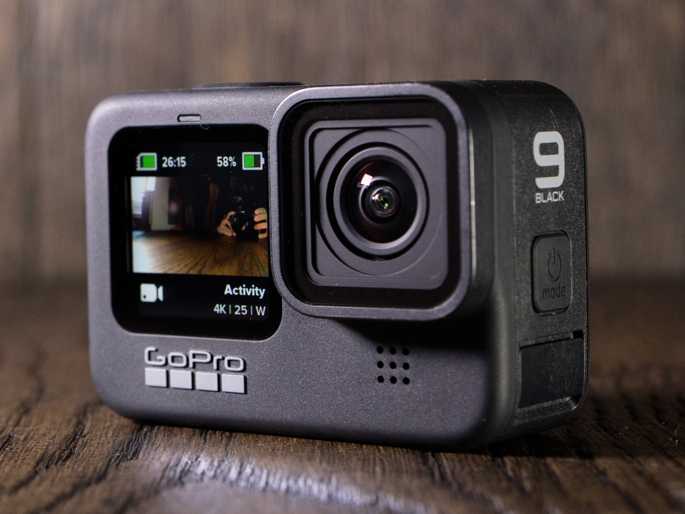 GoPro Hero 9 Black With 5K Recording, Dual Screens ...  |Gopro Hero 9