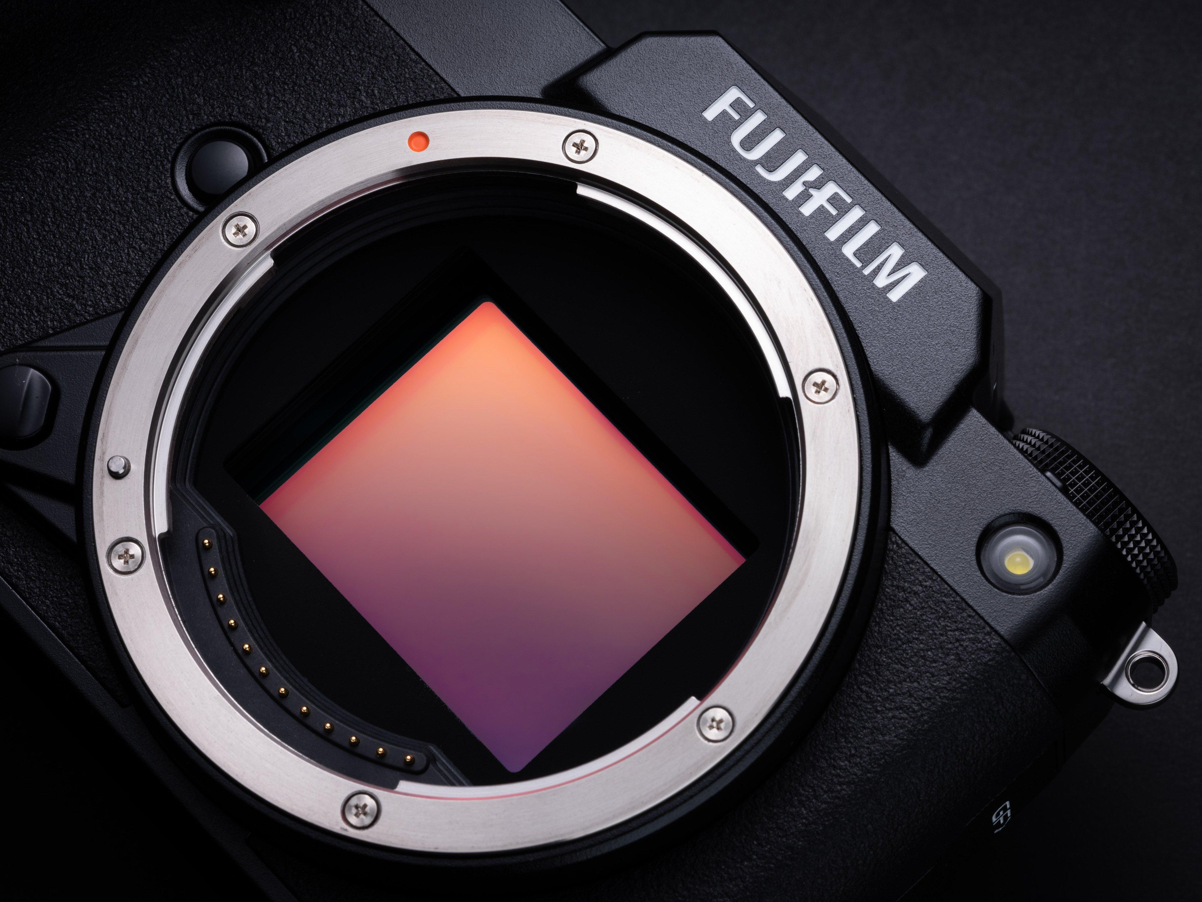 Fujifilm GFX 100S review so far