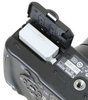 Canon 1000D / XS - battery