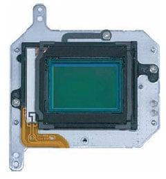 Canon 40D sensor cleaning unit