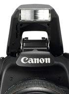 Canon EOS 40D - Canon EOS 40D design and build quality