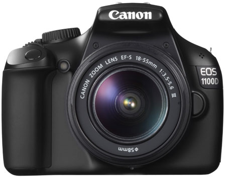 Canon EOS Rebel T3 / 1100D - | Cameralabs
