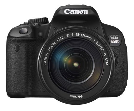canon eos t4i / 650d review | cameralabs