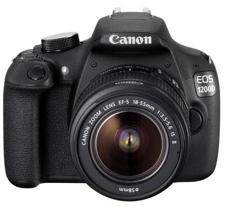 Canon EOS T5 1200D review