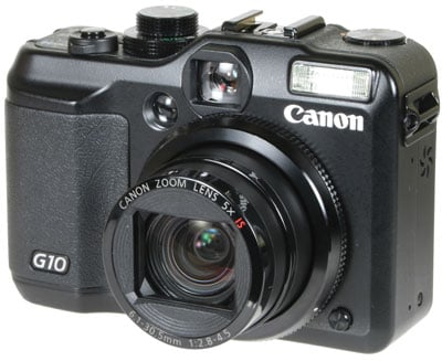 canon powershot g10 canon powershot g10 lens and stabilisation rh cameralabs com Orthadontic Attachment with Canon G10 Canon G16